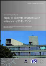 TR69 Repair of concrete structures with reference to BS en 1504